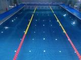 物资学院附近的健身房游泳馆