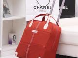 韩版新款 防水拉杆包行李包 可爱复古旅行箱包拉杆箱大容量男女