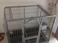 大型狗笼 不锈钢优质钢丝