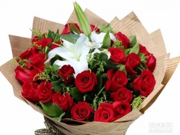 配送开业花篮 玫瑰花束 玫瑰礼盒