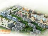 惠州建筑鸟瞰图制作