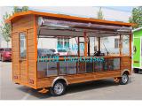 德州价格实惠的木屋餐车出售,天津木屋餐车加工定制