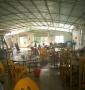 300平米饭店转让 可做维修厂 仓房养殖