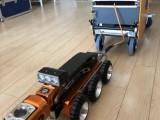 WIFI管道检测机器人
