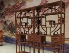 非花明清仿古家具 中式实木博古架 展示柜 古典古董古玩架