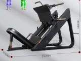45度倒蹬訓練器健身房瑜伽館私教工作室專用