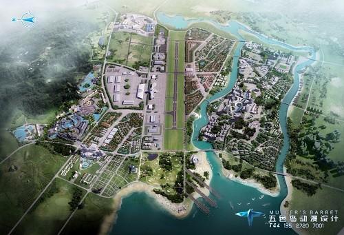 珠海项目展示动画 项目工程宣传片 三维动画