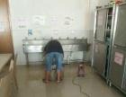 强强施工队钻孔通厕所