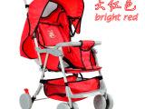 宇龙华仔轻便婴儿车可坐可躺宝宝车简易折叠易携带儿童推车