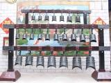 仿古青銅器擺件曾侯乙編鐘古樂器大型擺件漢婚影視道具銅工藝品