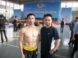 长沙宏远搏击馆招生 拳击散打MMA