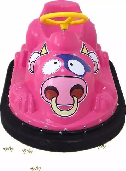 厂家直销儿童碰碰车动物碰碰车动物款火星战车毛毛虫碰碰车