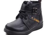2013冬季新款儿童雪地靴 男童女童棉鞋 时尚防滑防滑雪地靴 批