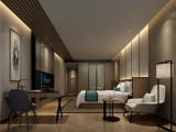 合肥酒店装修公司,酒店客房设计,更贴合客户生活习惯