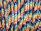 东莞户军规七芯户外编织伞绳订做 质量保证 出货准时