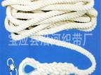 白色尼龙绳 全棉攀爬用尼龙绳 黑色三股尼龙绳 体育用品尼龙绳子