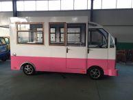 济南小吃车代理_买专业的小吃车当然是到庆茂电动车业了