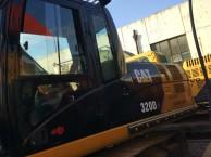 二手卡特挖掘机320挖掘机车况非常好动作灵活耐用保值上海萧宽