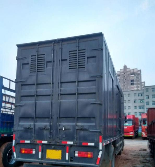国四解放J6前四后八厢式货车 包提档过户 可分期付款