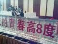 浙江彩色冰雕、浙江彩色注酒冰雕、浙江彩色冰雕破冰仪