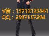 欧美时尚杂款牛仔裤批发厂家直销一手货源小脚裤批发5元牛仔裤