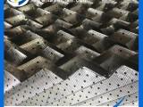 350Y不锈钢波纹板填料 SM350型金属孔板波纹填料