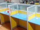 淄博办公桌一对一培训桌电商桌职员工位屏风隔断