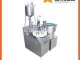液体瞬间胶灌装旋盖机502胶水适合塑料瓶为包装材料