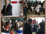 2021年3月22日在青岛举办罗氏正骨手法精讲研修班