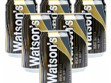 Watsons/屈臣氏苏打水 拉罐 330ml*24瓶组合 苏打