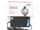 热卖电动车充电器 智能 64V14AH电瓶脉冲充电器爱玛新日雅迪
