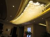 水晶工程灯 创意吊灯 艺术造型灯大量接单中
