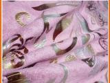 全涤经编烫金家纺装饰面料 厂家定做 款式齐全 工艺成熟