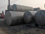厂家出售全新不锈钢储罐 不锈钢电加热搅拌罐立式储罐50立方