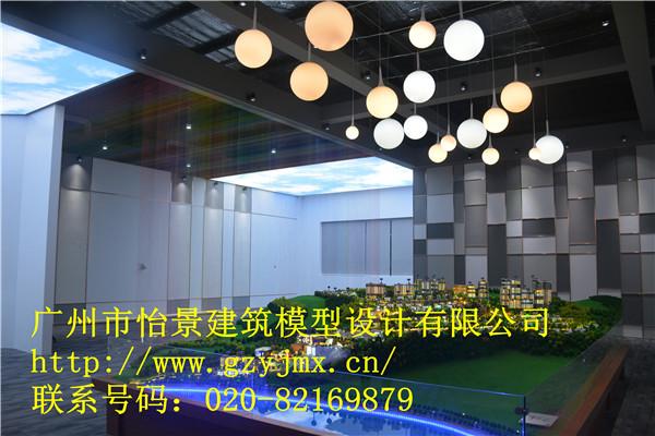 模型设计优选广州怡景建筑模型,商业模型制作公司
