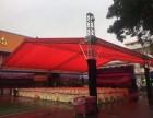 顺德铝架帐篷年会布置工厂活动开业庆典舞台搭建音响灯光长条桌