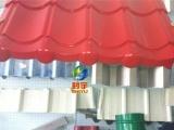 批发优质屋面低价优质仿古金属琉璃瓦
