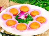 厂家供应优质阿诺南瓜饼|点心|速冻点心