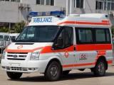 喀什救護車租用服務公司-喀什救護車跨省轉院-收費透明