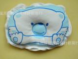 2013新生儿婴幼儿宝宝小枕头定型枕,保健枕纯棉