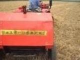 供应利丰yy秸秆打捆机 方捆打捆机厂家 牧草打捆机报价