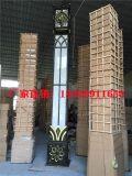 中山森隆堡灯饰专业定制景观灯厂家大型户外景观灯欧式云石景观灯