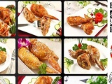 本溪鸡翅包饭培训专业技术指导糯米炒饭技术