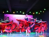上海葆姿舞蹈成人零基础拉丁舞教练班培训