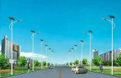 扬州厂家批发直销30WLED新农村太阳能路灯