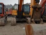 13年三一215二手挖掘机原版车况性能免检