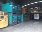 苍南大型发电机租赁-苍南100-800KW发电机出租销售