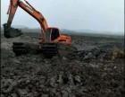 北海水路两用挖掘机出租厂家