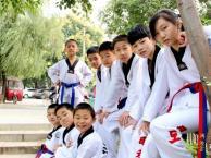 信阳精武道国际跆拳道馆俱乐部八一路总馆长年招生