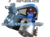 金海泵业糖稀泵 TXB-B700/1.0高粘度糖稀泵